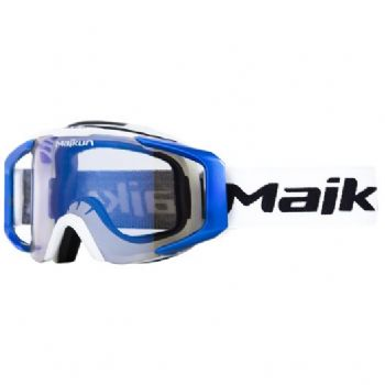 Maikun Arrow Googles White Iridium